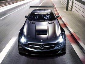 Ver foto 20 de Mercedes SLS AMG GT3 45th Anniversary C197 2012