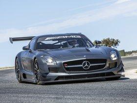 Ver foto 5 de Mercedes SLS AMG GT3 45th Anniversary C197 2012
