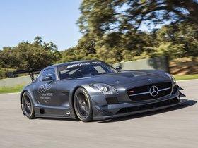 Ver foto 3 de Mercedes SLS AMG GT3 45th Anniversary C197 2012
