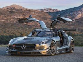 Ver foto 2 de Mercedes SLS AMG GT3 45th Anniversary C197 2012