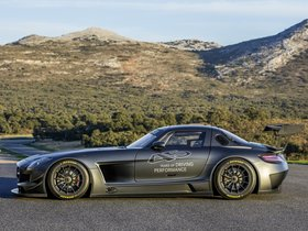 Ver foto 14 de Mercedes SLS AMG GT3 45th Anniversary C197 2012