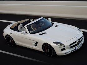 Ver foto 53 de Mercedes SLS AMG Roadster 2011