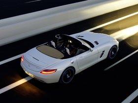 Ver foto 52 de Mercedes SLS AMG Roadster 2011