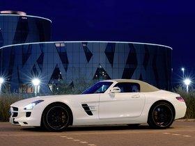 Ver foto 51 de Mercedes SLS AMG Roadster 2011