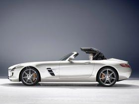 Ver foto 46 de Mercedes SLS AMG Roadster 2011