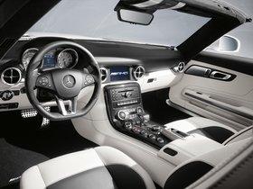 Ver foto 61 de Mercedes SLS AMG Roadster 2011
