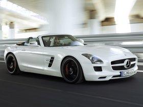 Ver foto 42 de Mercedes SLS AMG Roadster 2011