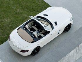 Ver foto 38 de Mercedes SLS AMG Roadster 2011