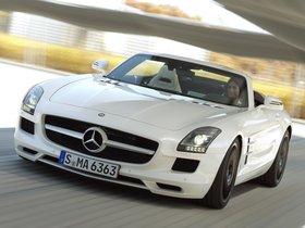 Ver foto 37 de Mercedes SLS AMG Roadster 2011