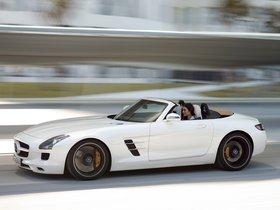 Ver foto 36 de Mercedes SLS AMG Roadster 2011
