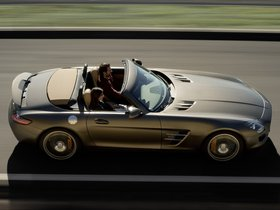 Ver foto 35 de Mercedes SLS AMG Roadster 2011