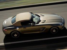 Ver foto 34 de Mercedes SLS AMG Roadster 2011