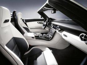 Ver foto 60 de Mercedes SLS AMG Roadster 2011