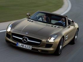 Ver foto 33 de Mercedes SLS AMG Roadster 2011