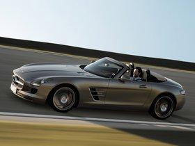 Ver foto 31 de Mercedes SLS AMG Roadster 2011
