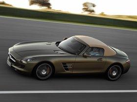 Ver foto 30 de Mercedes SLS AMG Roadster 2011