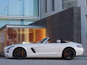 Ver foto 24 de Mercedes SLS AMG Roadster 2011