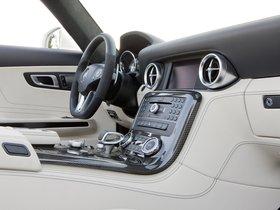 Ver foto 59 de Mercedes SLS AMG Roadster 2011