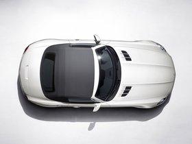 Ver foto 21 de Mercedes SLS AMG Roadster 2011