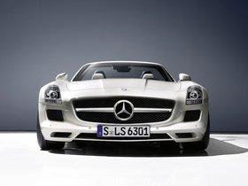 Ver foto 20 de Mercedes SLS AMG Roadster 2011