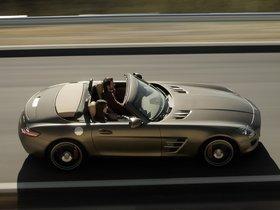 Ver foto 18 de Mercedes SLS AMG Roadster 2011