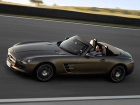 Ver foto 16 de Mercedes SLS AMG Roadster 2011