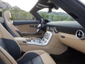 Ver foto 57 de Mercedes SLS AMG Roadster 2011