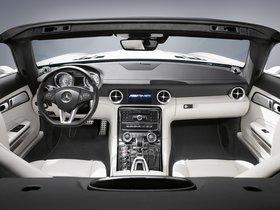 Ver foto 55 de Mercedes SLS AMG Roadster 2011