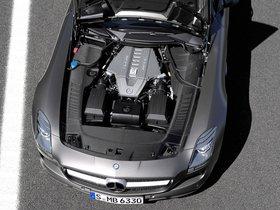 Ver foto 54 de Mercedes SLS AMG Roadster 2011