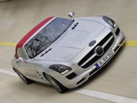 Fotos de Mercedes SLS AMG Roadster 2011