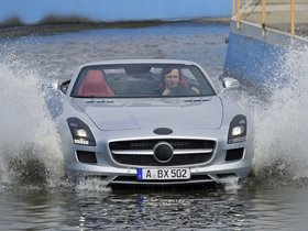 Ver foto 9 de Mercedes SLS AMG Roadster 2011