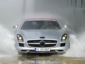 Ver foto 8 de Mercedes SLS AMG Roadster 2011