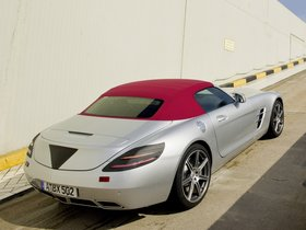 Ver foto 7 de Mercedes SLS AMG Roadster 2011