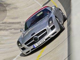 Ver foto 4 de Mercedes SLS AMG Roadster 2011
