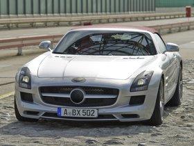Ver foto 2 de Mercedes SLS AMG Roadster 2011