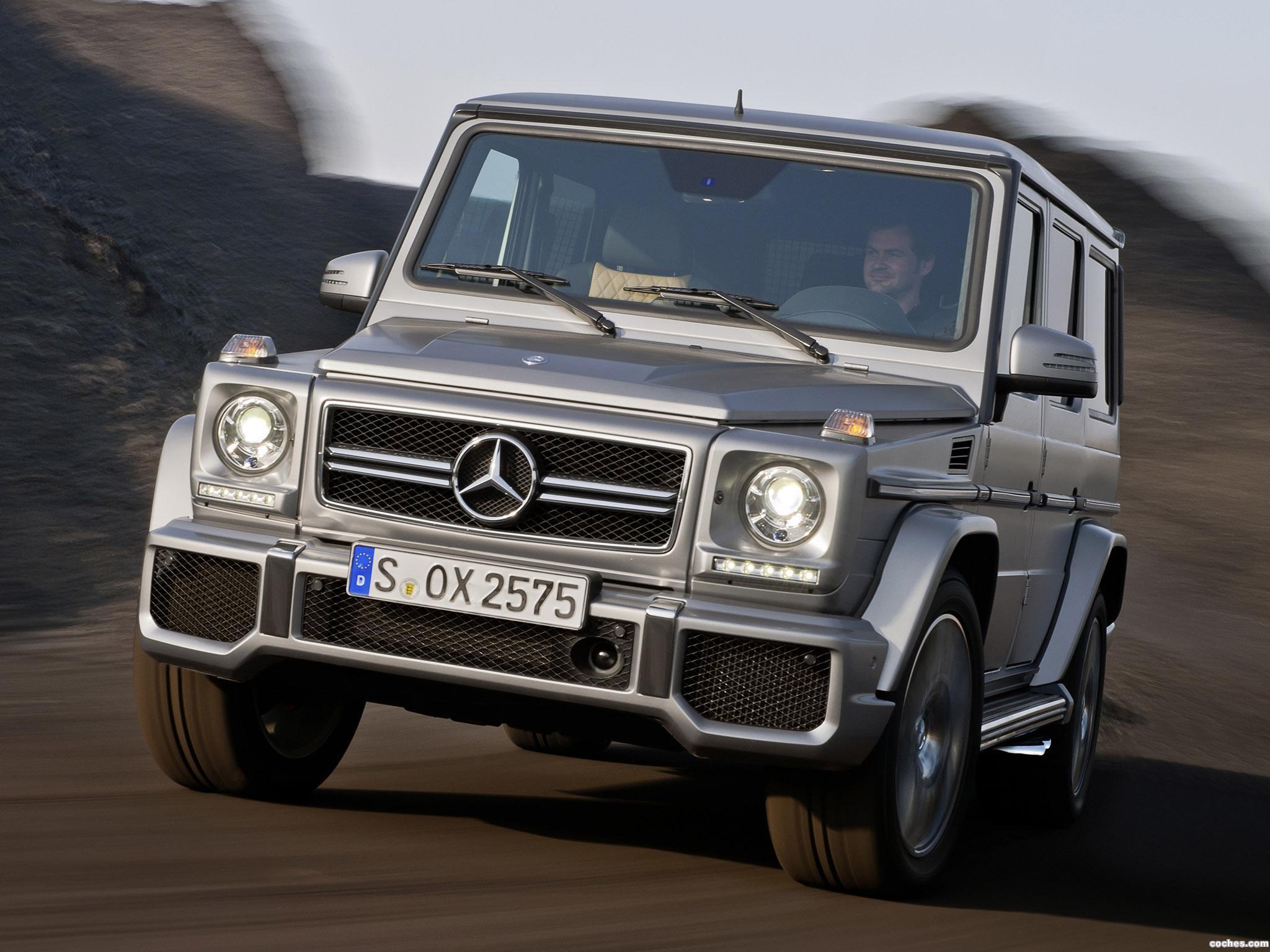 Foto 0 de Mercedes Clase G 63 AMG 2012