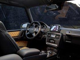 Ver foto 12 de Mercedes Clase G 63 AMG 2012