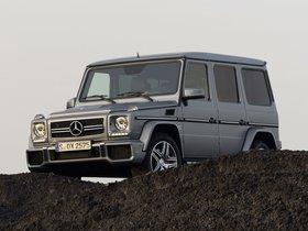 Ver foto 2 de Mercedes Clase G 63 AMG 2012