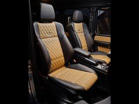 Ver foto 11 de Mercedes Clase G 63 AMG 2012