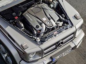 Ver foto 10 de Mercedes Clase G 63 AMG 2012