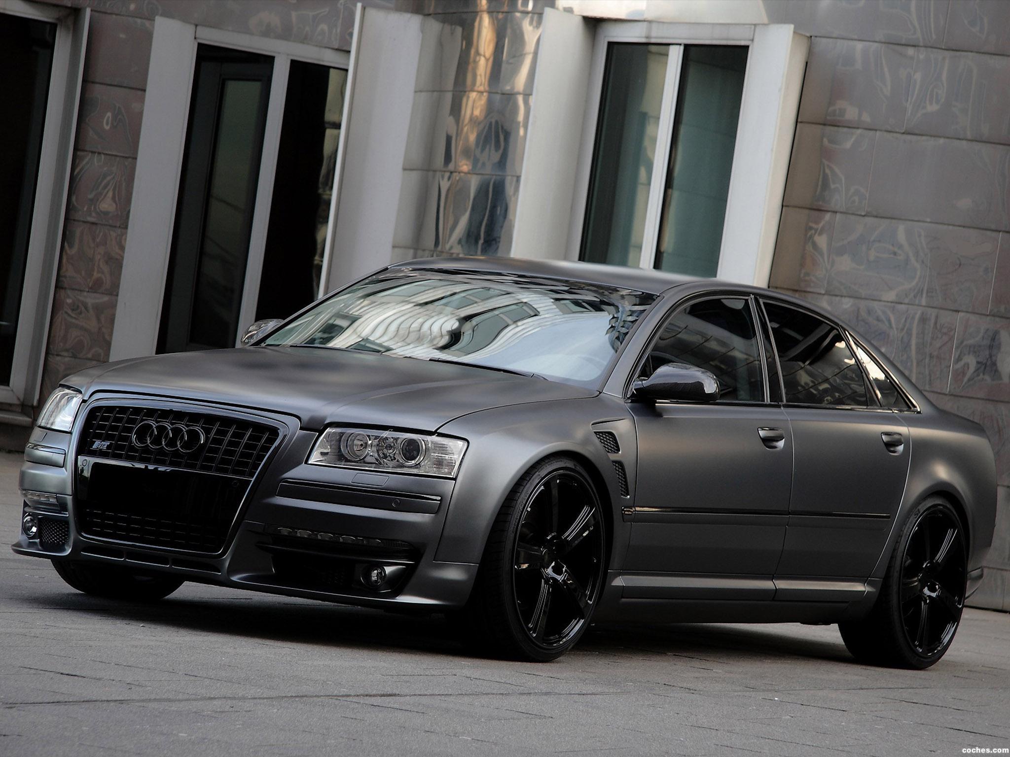 Foto 0 de Audi Anderson A8 Venom Edition D3 2011