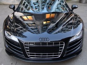 Ver foto 5 de Audi R8 Hyper Black by Anderson 2011