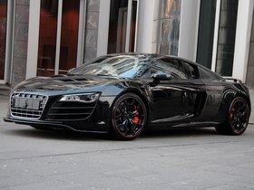 Ver foto 2 de Audi R8 Hyper Black by Anderson 2011