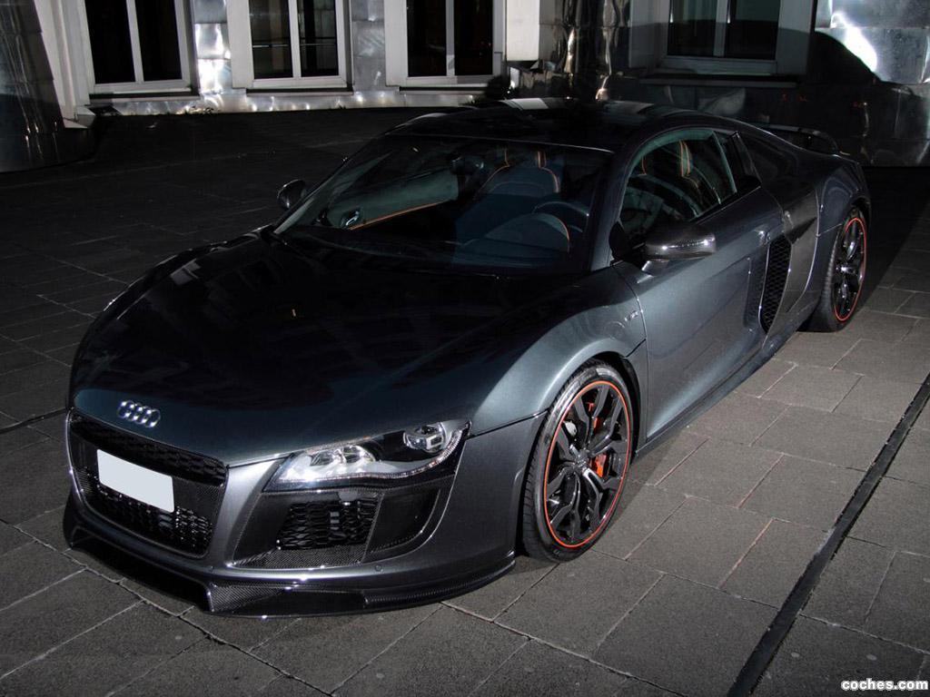 Foto 0 de Audi R8 V10 Racing Edition Anderson 2010