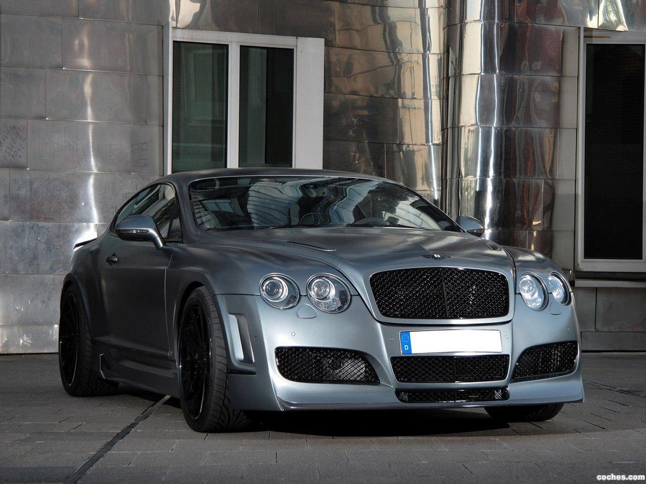 Foto 0 de Bentley Continental-GT anderson 2010