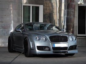 Fotos de Bentley Continental-GT anderson 2010