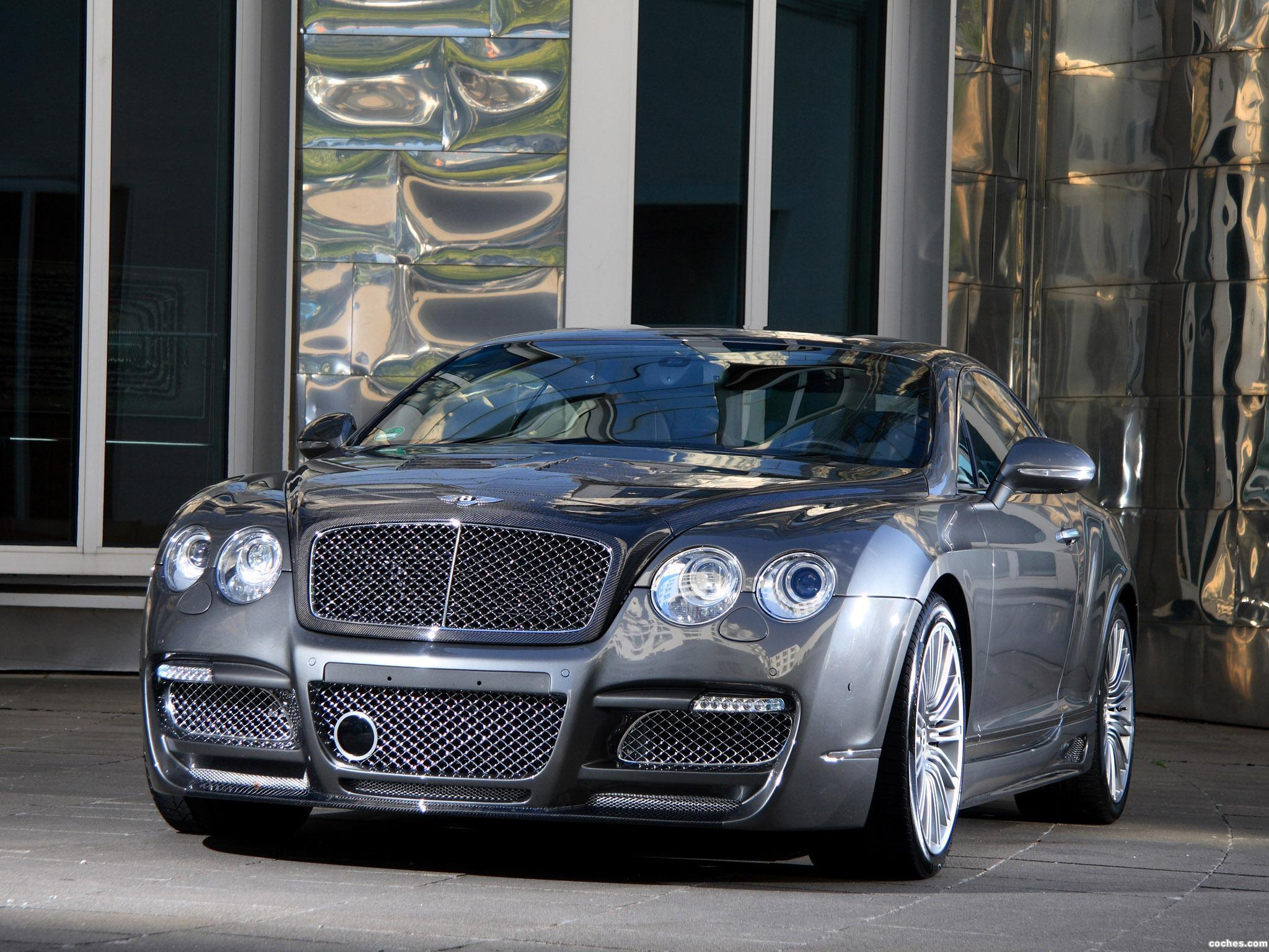 Foto 0 de Bentley Continental-GT Speed Elegance anderson 2010