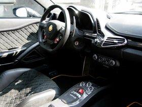 Ver foto 7 de Ferrari 458 Italia Black Carbon Edition by Anderson 2011