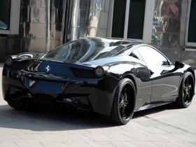 Ver foto 5 de Ferrari 458 Italia Black Carbon Edition by Anderson 2011