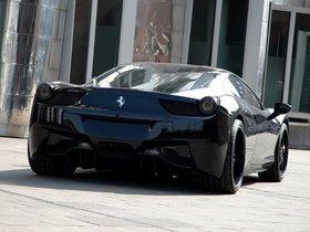 Ver foto 4 de Ferrari 458 Italia Black Carbon Edition by Anderson 2011